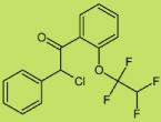 2-chloro-2-phenyl-1-(2-(1,1,2,2-tetrafluoroethoxy)phenyl)ethanone